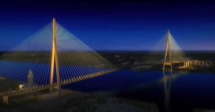 Gordie Howe International Bridge Focus Of MDOT April 20 ...