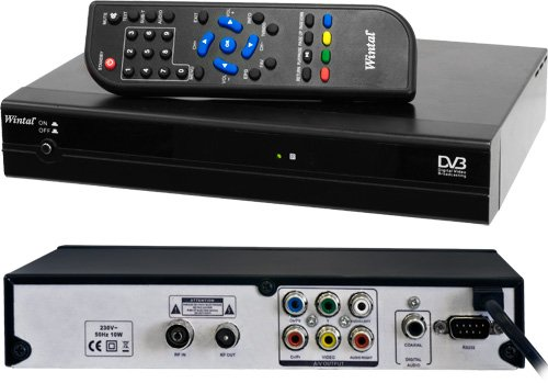 how to tune set top box to tv