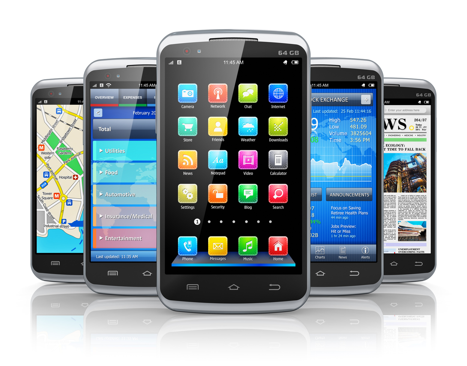 Global Smartphone Sales Decline For First Time Since 2004 ...