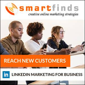SmartFinds LinkedIn Marketing 3 300×300
