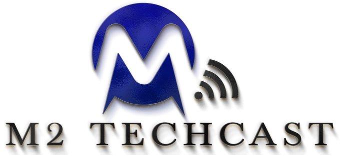 M2 Techcast Logo
